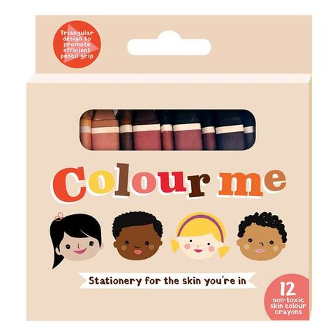 colour me   stationery for the skin you're in