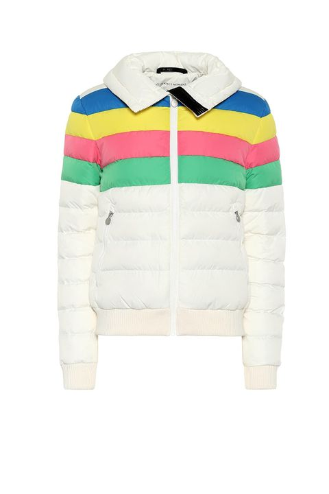 what to wear skiing - ski jacket