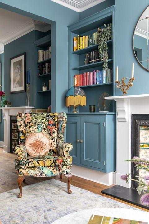 Long Narrow Living Room Transforms, Painting Long Narrow Living Room