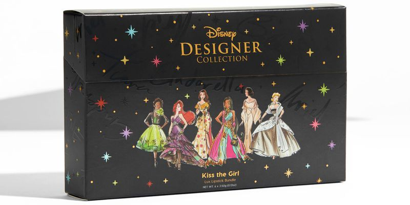 ColourPop Is Releasing a 17-Piece Disney Princess-Inspired Collection