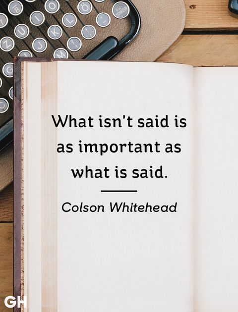 colson whitehead book quote