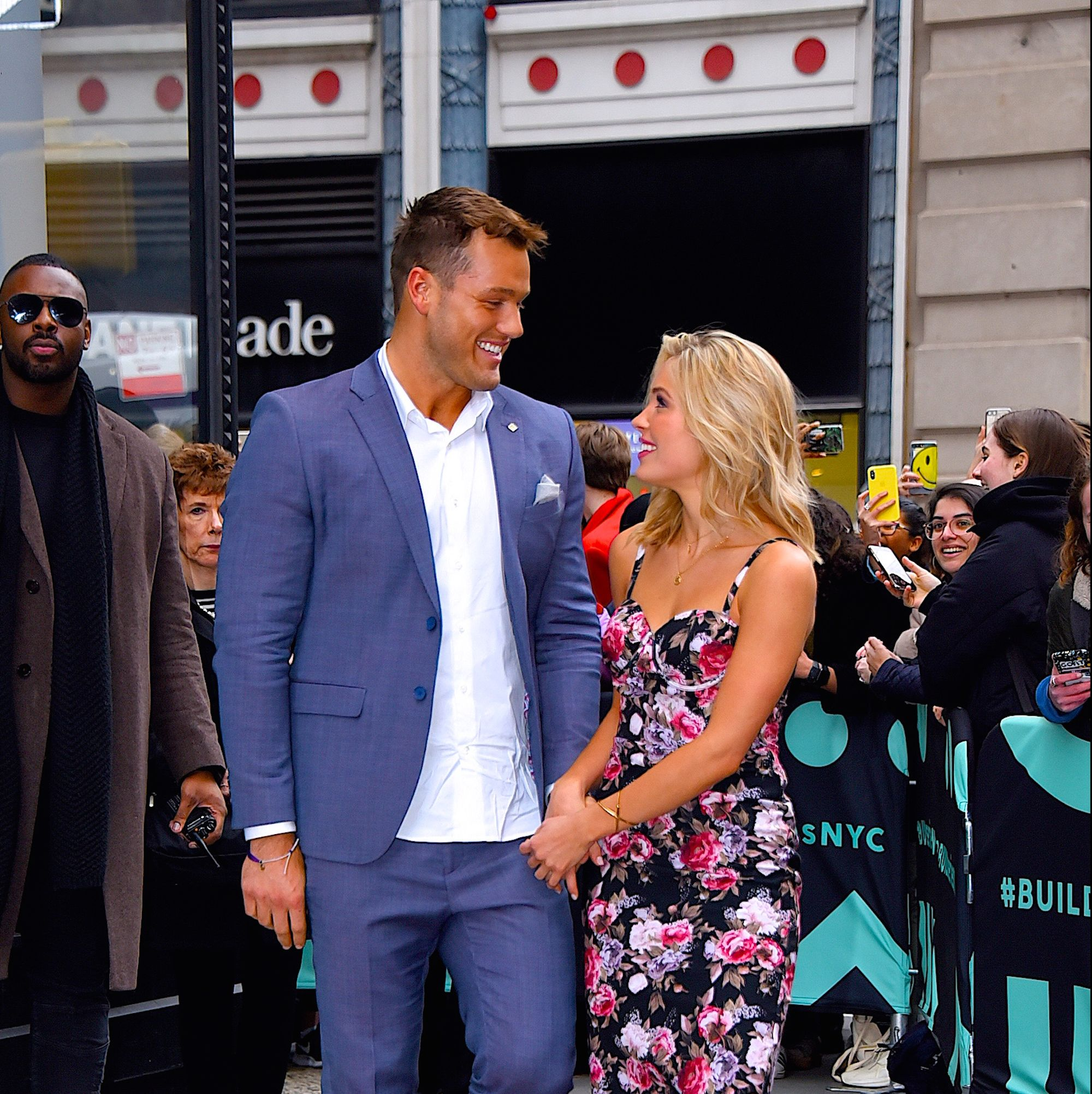 The Bachelor's Colton Underwood And Cassie Randolph Just Got In Their First Fight Over Dumplings