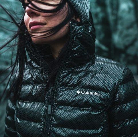 columbia chaqueta para deporte outdoor