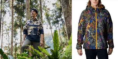 columbia【omni tech防水外套buckhollow™ anorak】及【防小雨外套wallowa park™ jacket】