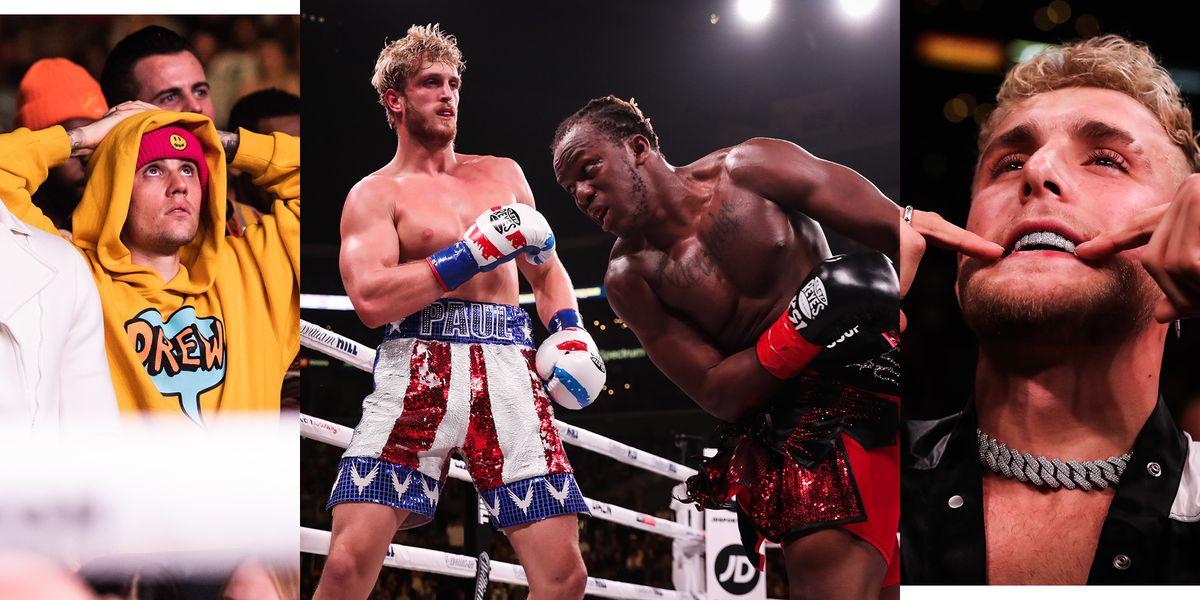 Boxeo entre youtubers, Justin Bieber y el clímax de la viralidad millennial - esquire.com