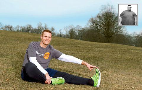 From 625 Pounds to Half Marathoner