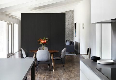 Room, Interior design, Property, Furniture, Floor, Dining room, Building, Wall, Living room, House,