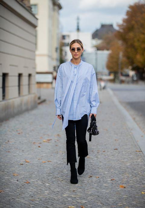 Street Style - Berlin - October 25, 2019