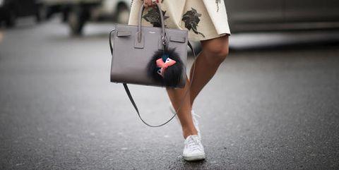 Clothing, Bag, Style, Street fashion, Khaki, Luggage and bags, Shoulder bag, Fashion, Pattern, Beige,