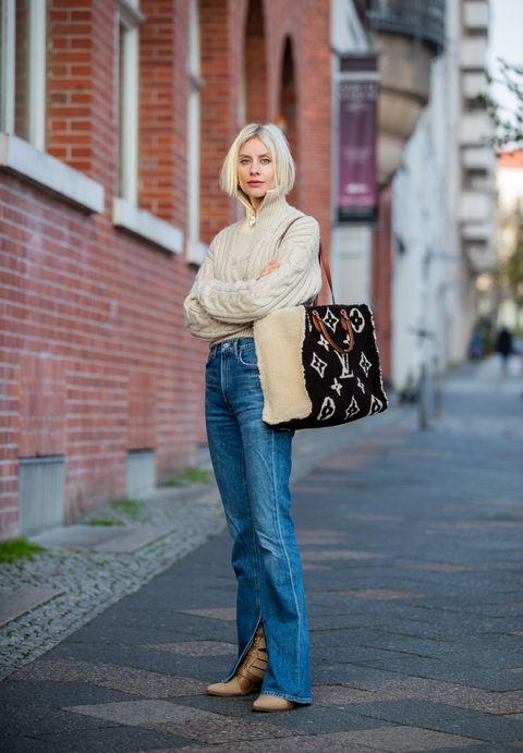 Street Style - Berlin - November 25, 2019