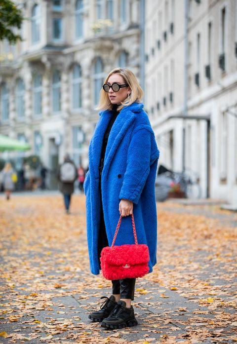 Street Style - Berlin - October 21, 2019