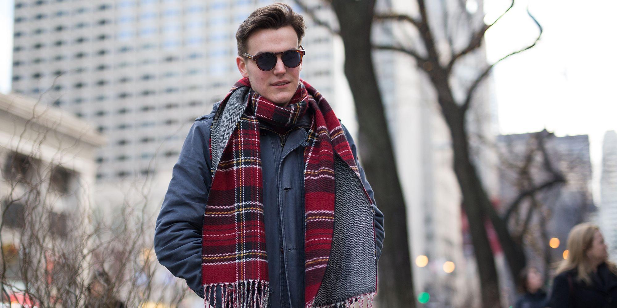 6 modi di indossare la sciarpa