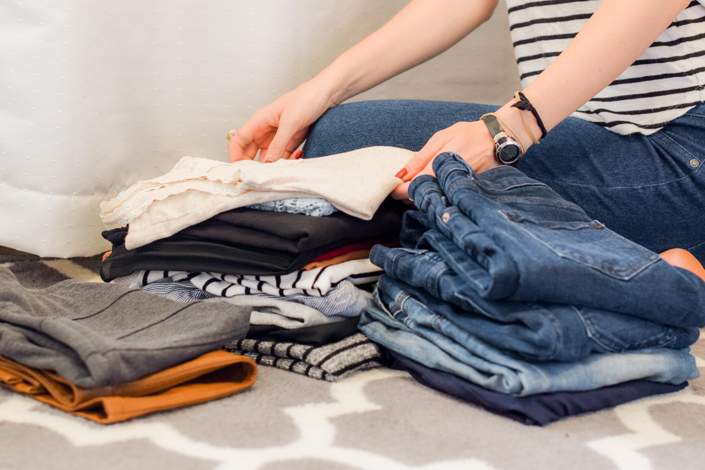Come Organizzare Il Proprio Guardaroba.Come Riorganizzare L Armadio Sistemare I Vestiti In Quarantena