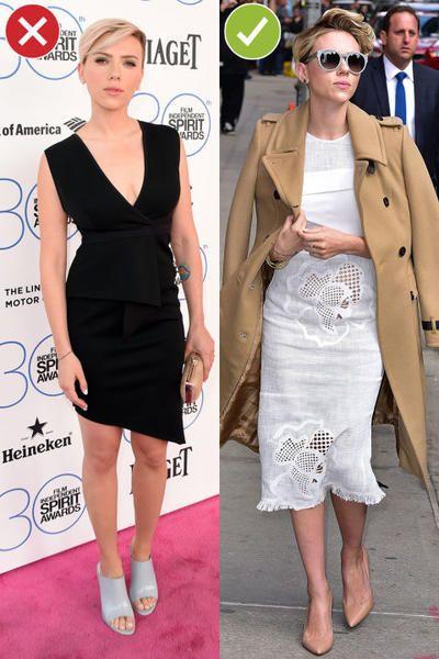 codice promozionale 88584 672dc Come sembrare più alta: i migliori vestiti per donne basse