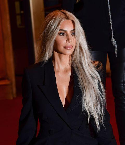 Capelli Ordinati Per Kim Kardashian Perfetti Anche Da Morta