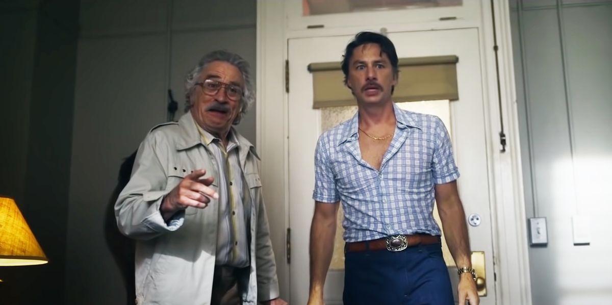 Watch Robert De Niro and Scrubs star Zach Braff's new film FREE