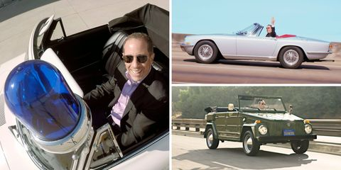 Your Comedians in Cars Getting Coffee, Season 11 Car Spotter's Guide
