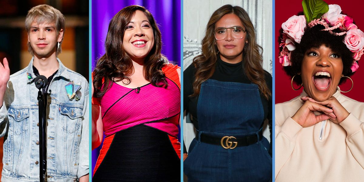 Our Favorite Hispanic Comedians Are Guaranteed to Make You Laugh Out Loud