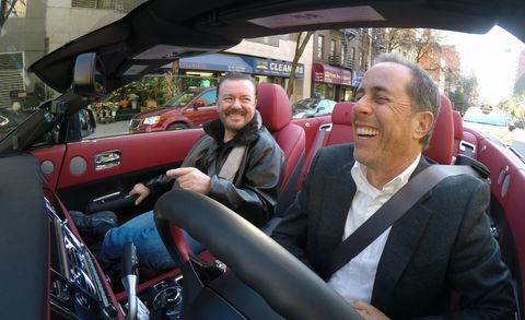 Comedians in Cars Getting Coffee, Season 11