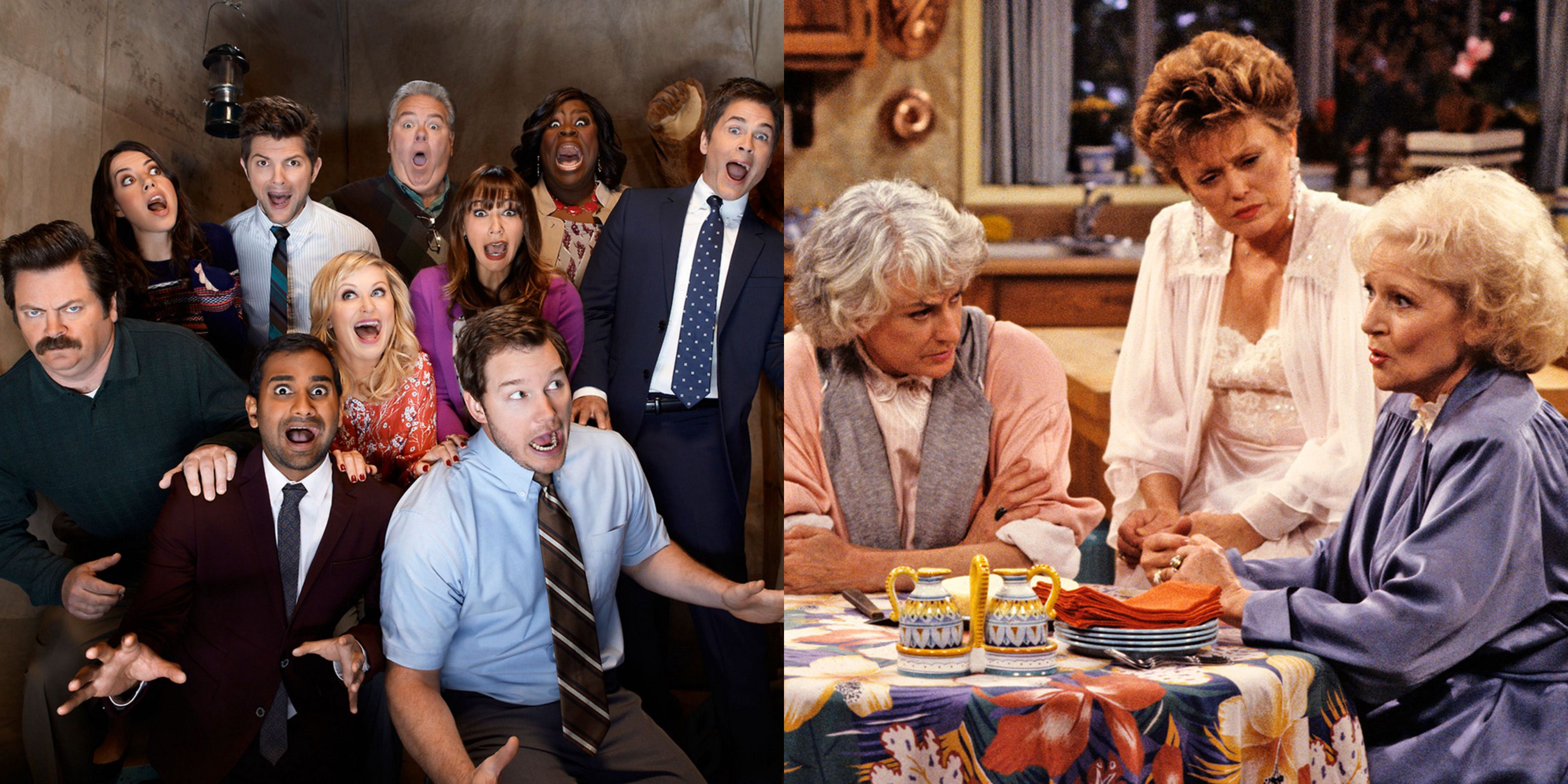 Best Comedy Series of All Time - Best Comedy TV Shows