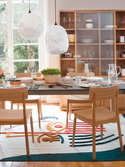 Motivos y diseños en alfombras