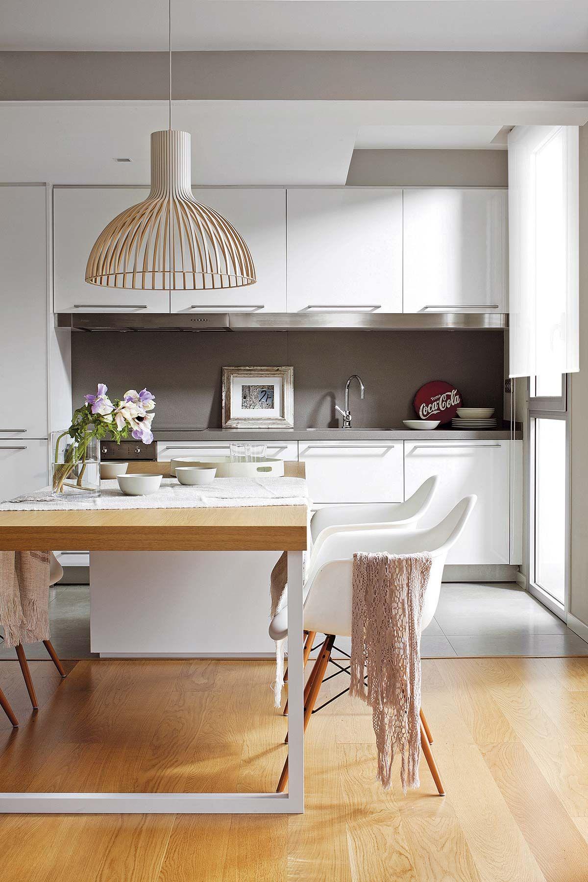 Cómo crear un office en la cocina 219a60e1240b