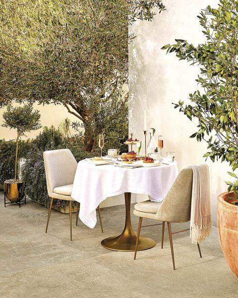 muebles de jardín comedor para dos