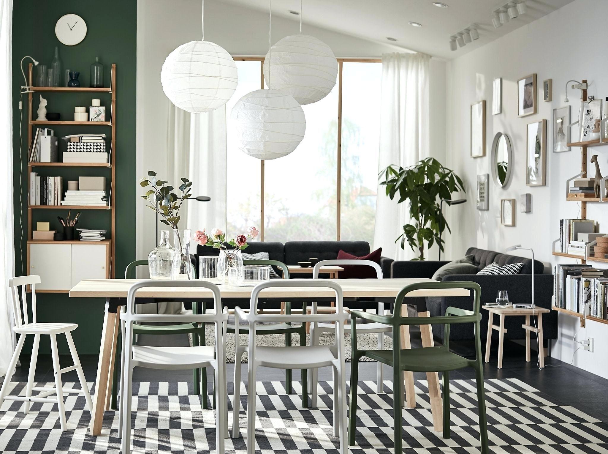 Cómo decorar un salón-comedor según el feng shui