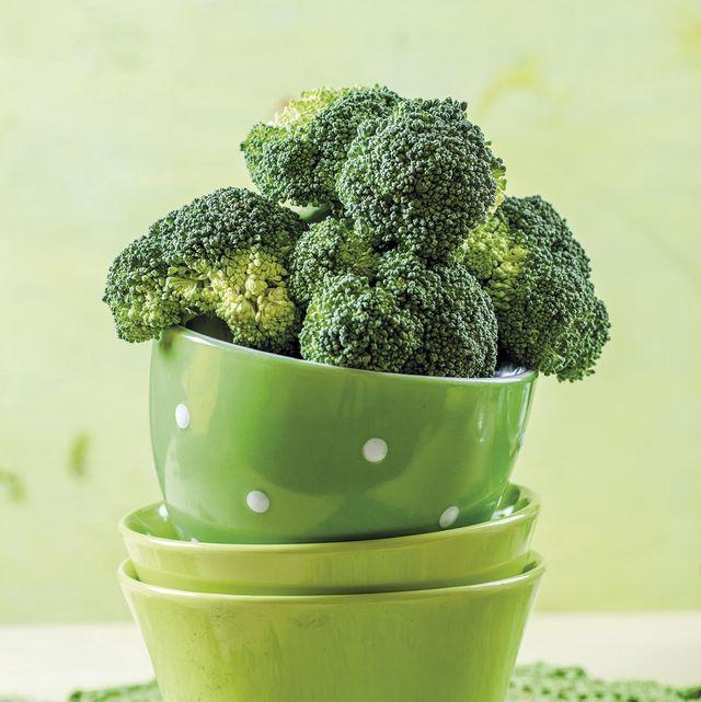 hábitos domésticos comerse también los tallos del brócoli