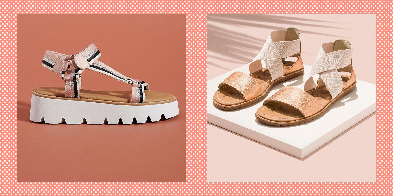 20 Best Comfortable Sandals for Women