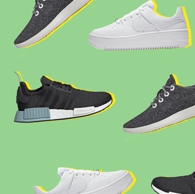 15 Most Comfortable Sneakers for Women 2019