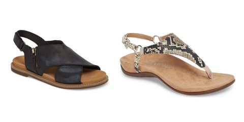 d5340e9de4a 15 Fortable Walking Sandals For Women That Are Also Super Cute. Lightweight  Leather Olukai Upena Flat Sandal