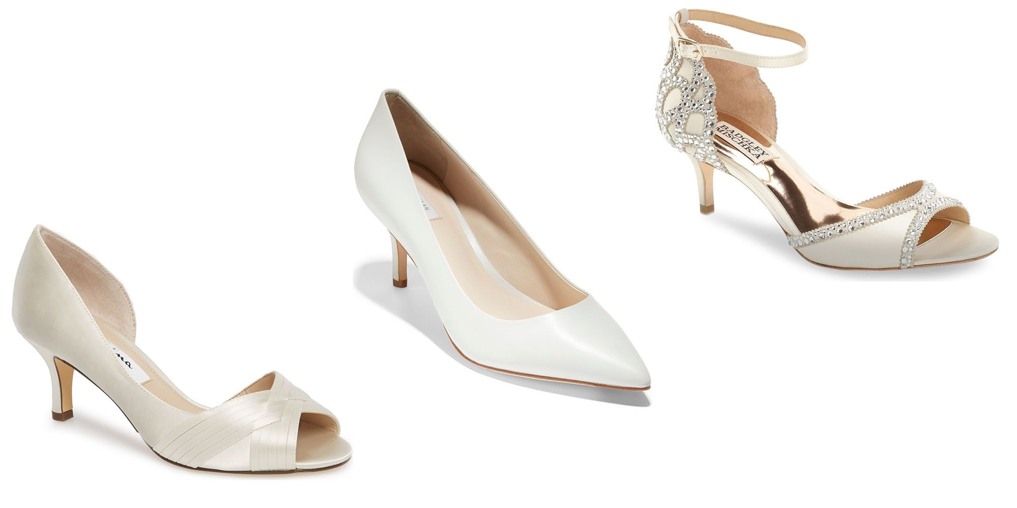 11 Cute Wedding Shoes That Are Actually Comfortable