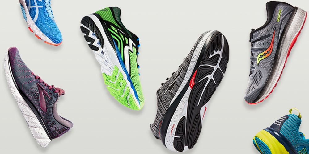 404bef21c1315 These 11 Cushioned Running Shoes Are Like Pillows for Your Feet