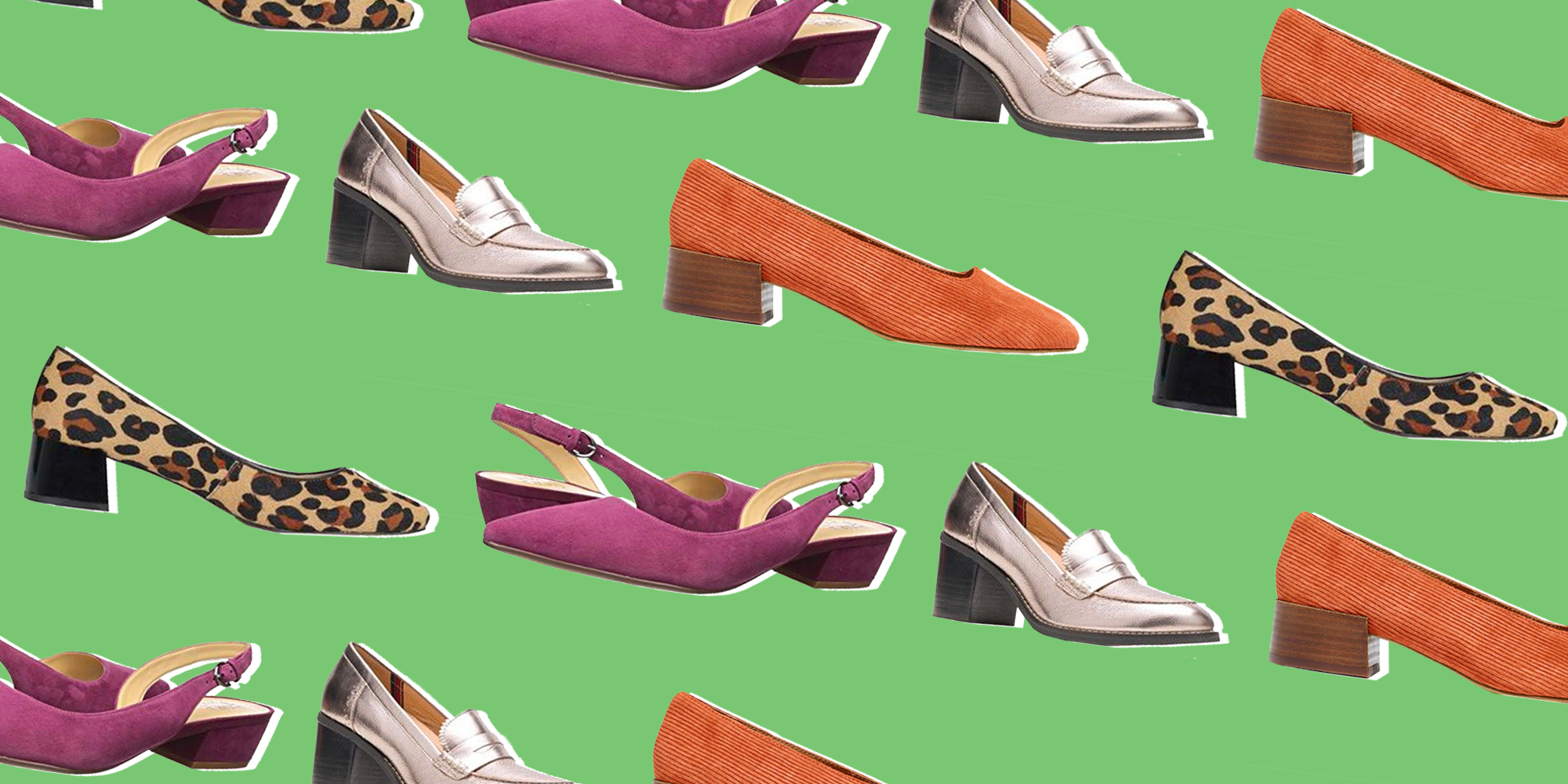 Comfortable Work Heels That You Can Actually Wear All Day