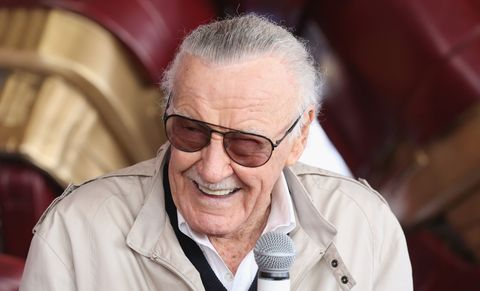 Madame Tussauds Las Vegas And Stan Lee Unveil Wax Figure of Marvel's Hulkbuster Armor