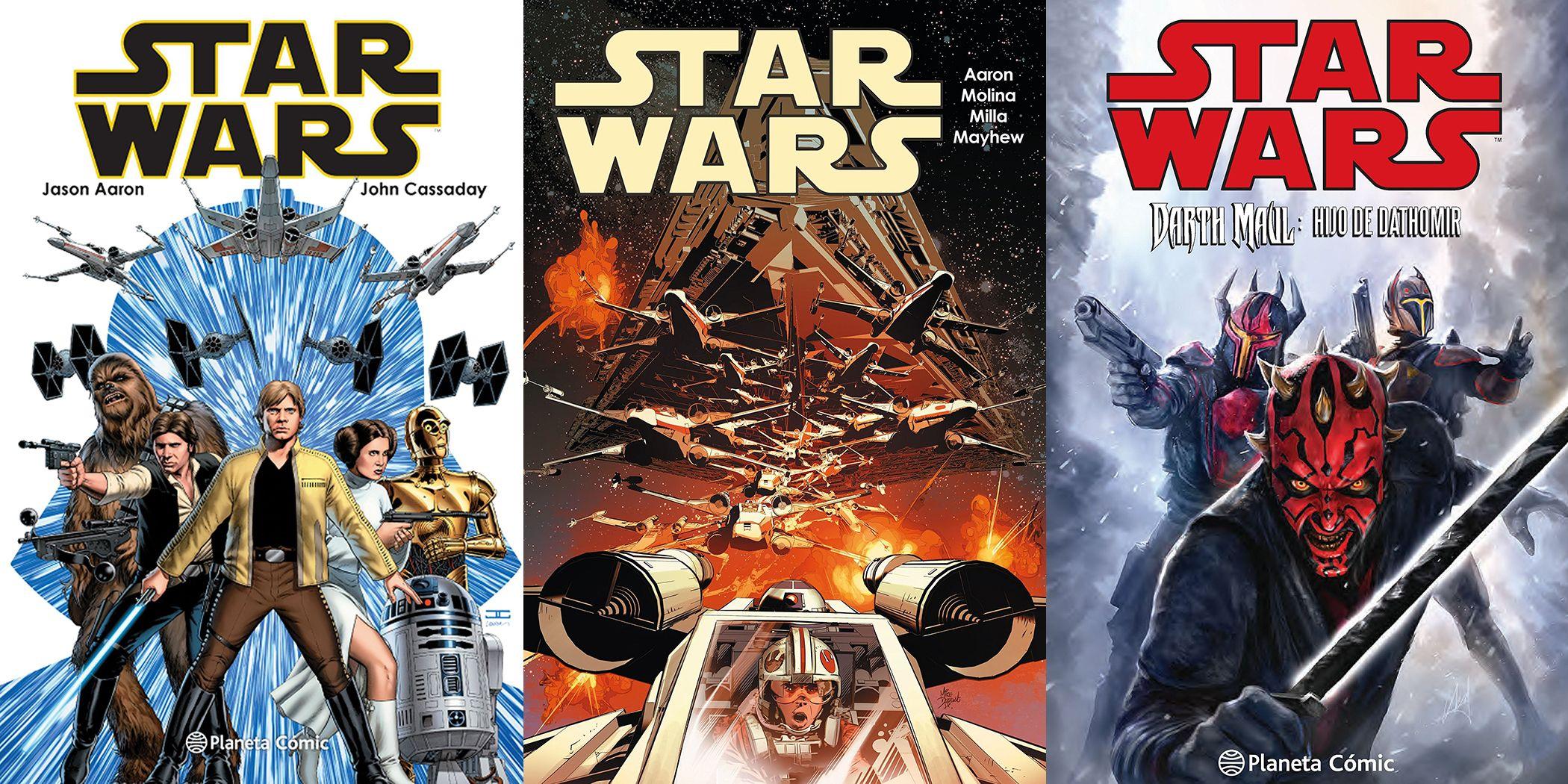 Los secretos  mejor guardados de 'Star Wars' - Star Wars comics