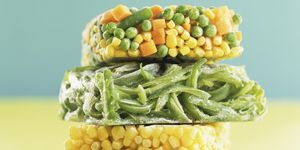 Historia de la comida congelada