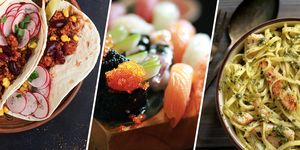 cocina internacional que menos engorda