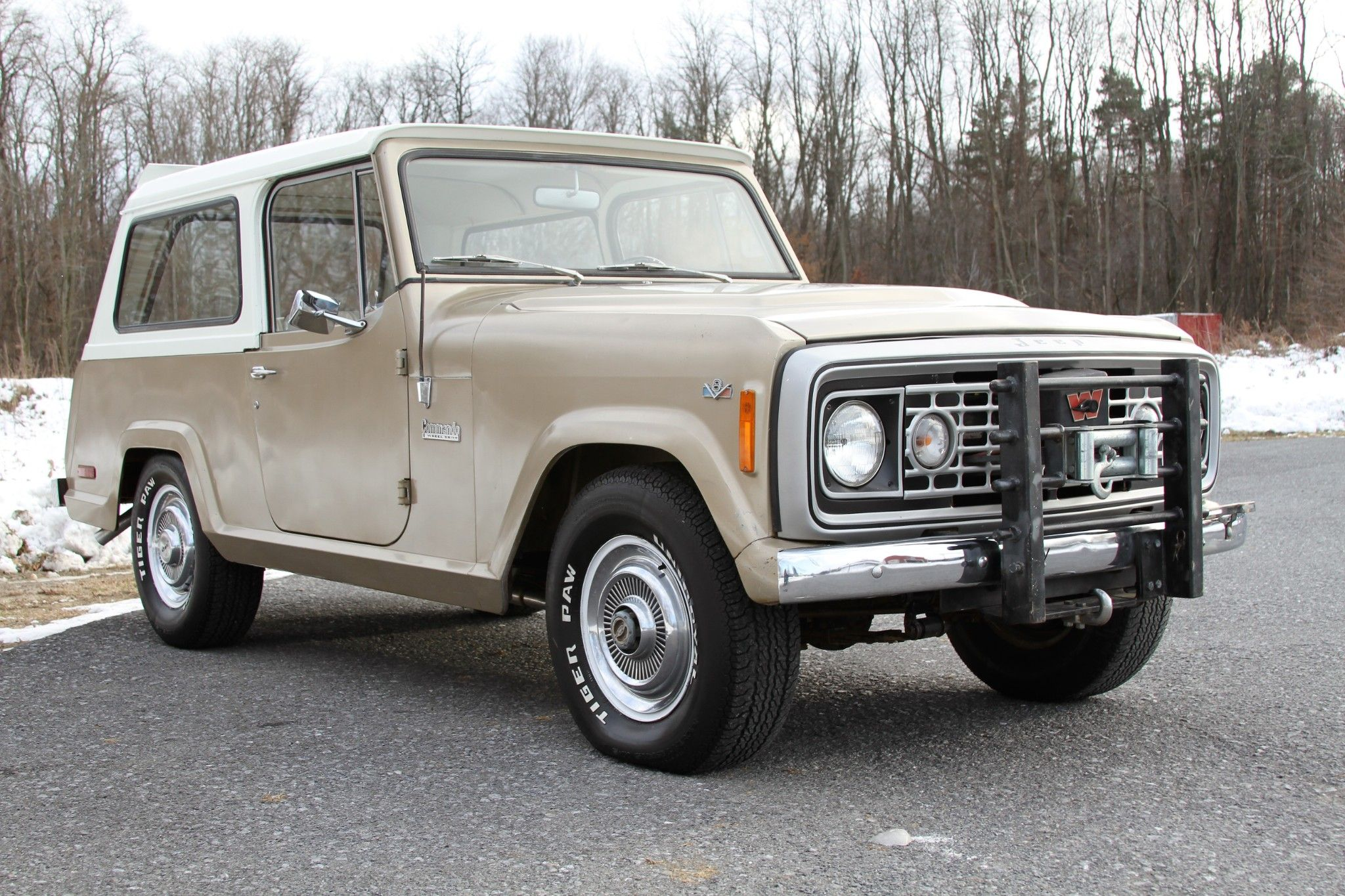 Miraculous You Must Buy This 72 Jeep Commando The Least Jeep Looking Jeep Wiring Cloud Peadfoxcilixyz