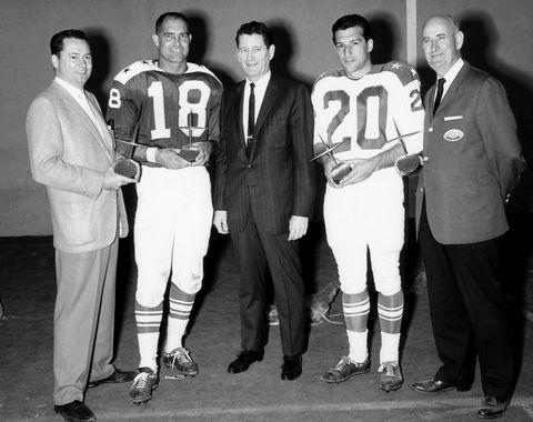 AFL All Star Game - January 19, 1964