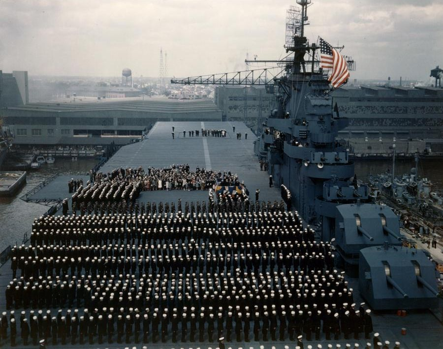 How the American Aircraft Carrier Became King of the Seas