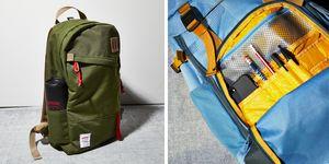Bike Commuter Backpacks
