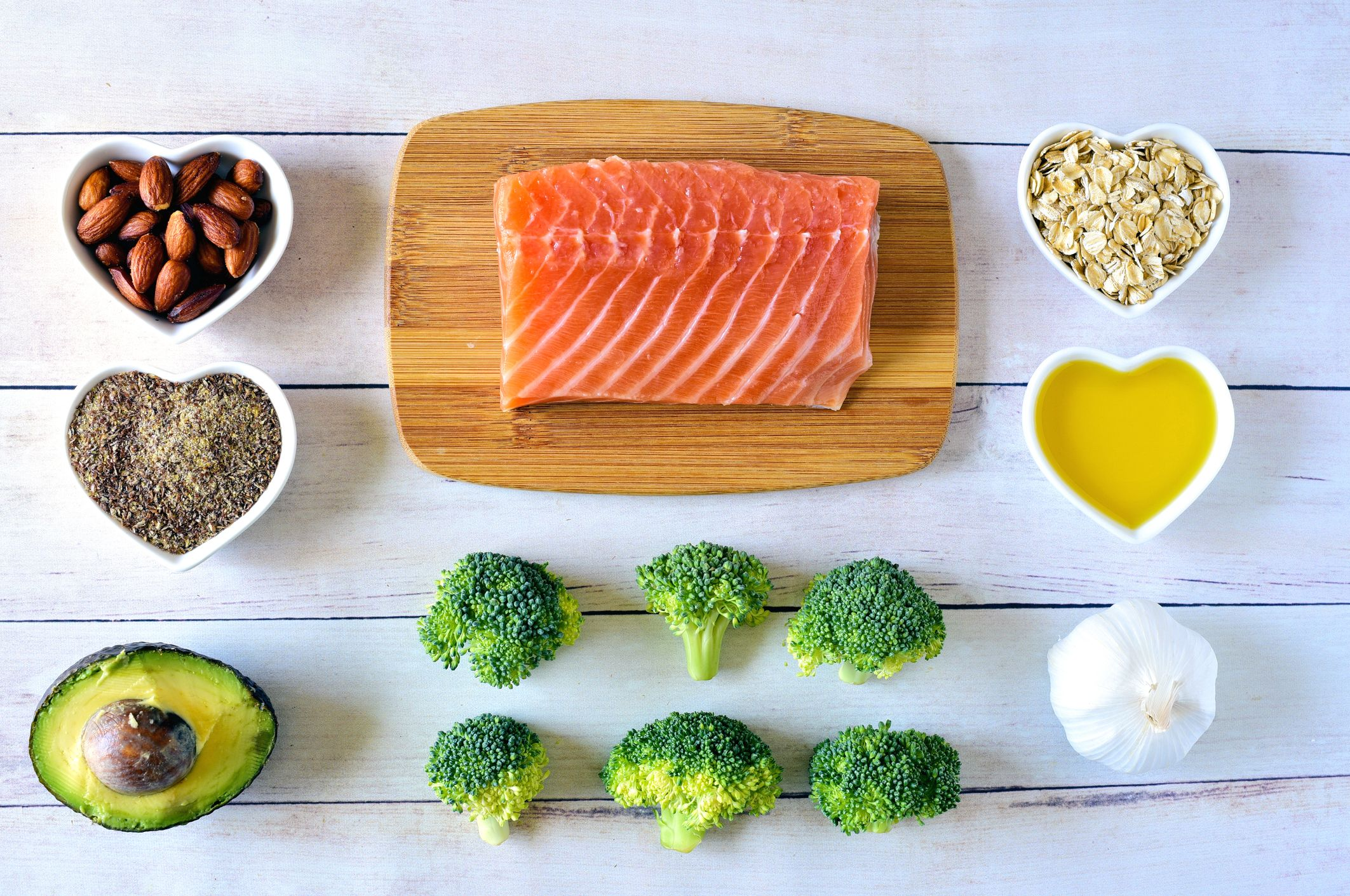 dieta para personas con colesterol ldl altos