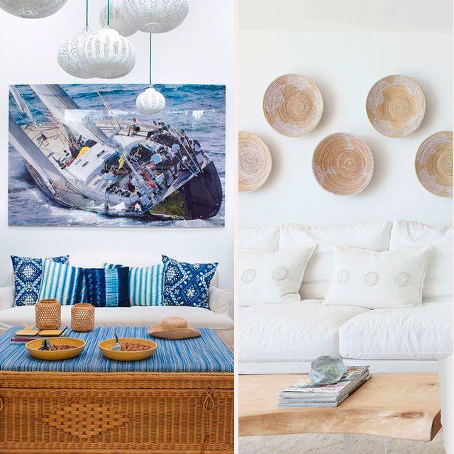 claves e ideas para decorar el apartamento en la playa