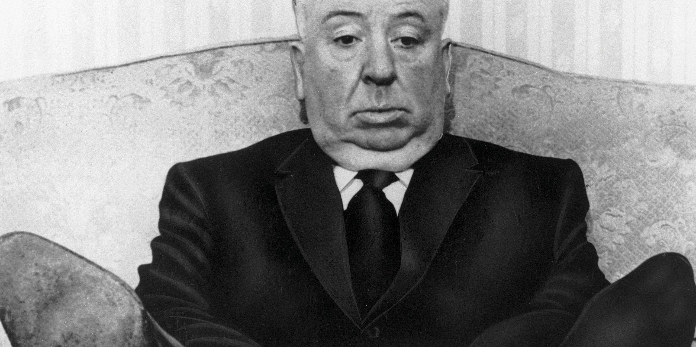 como quitar papada Alfred Hitchcock