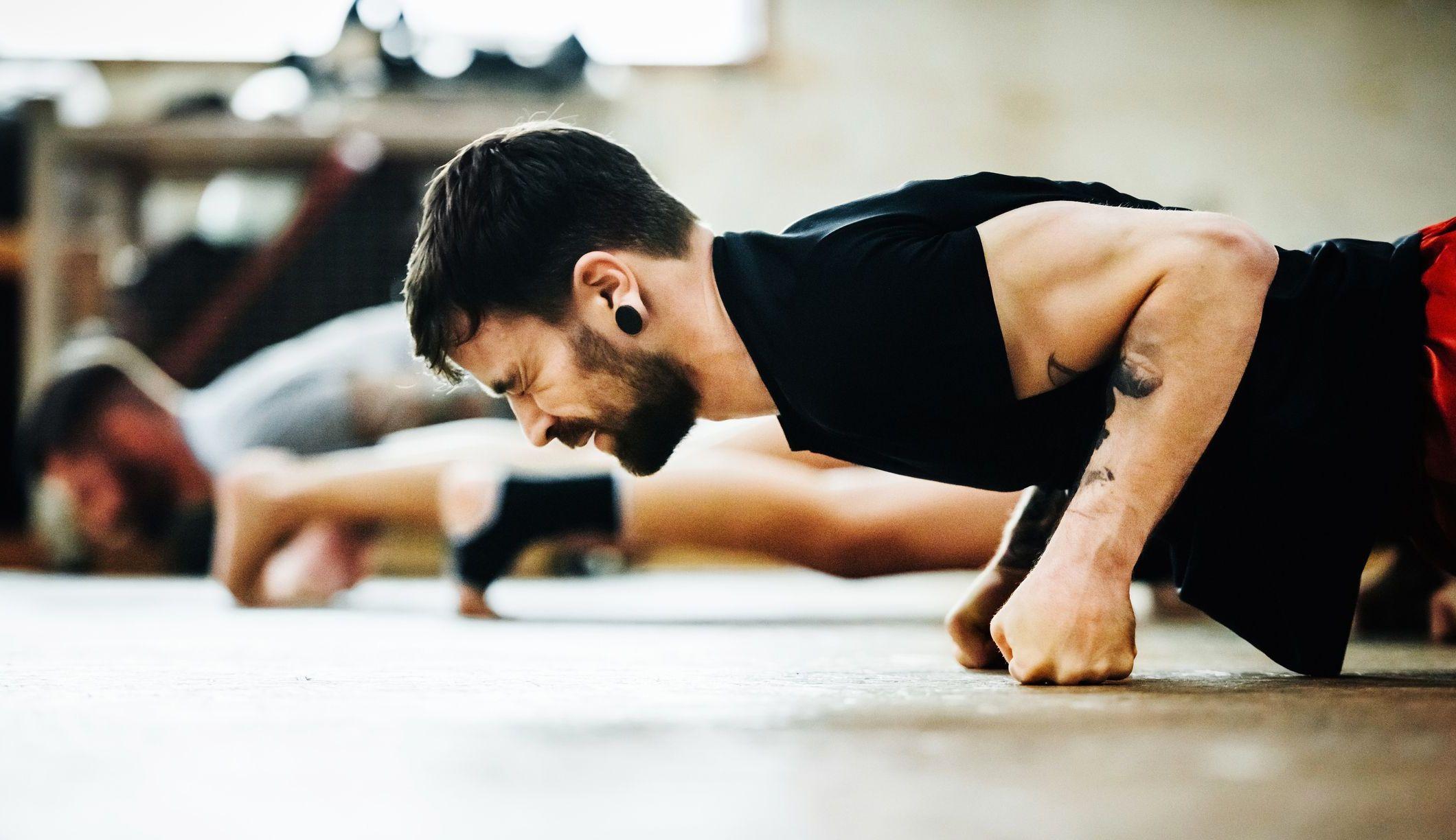 Como ganar musculo
