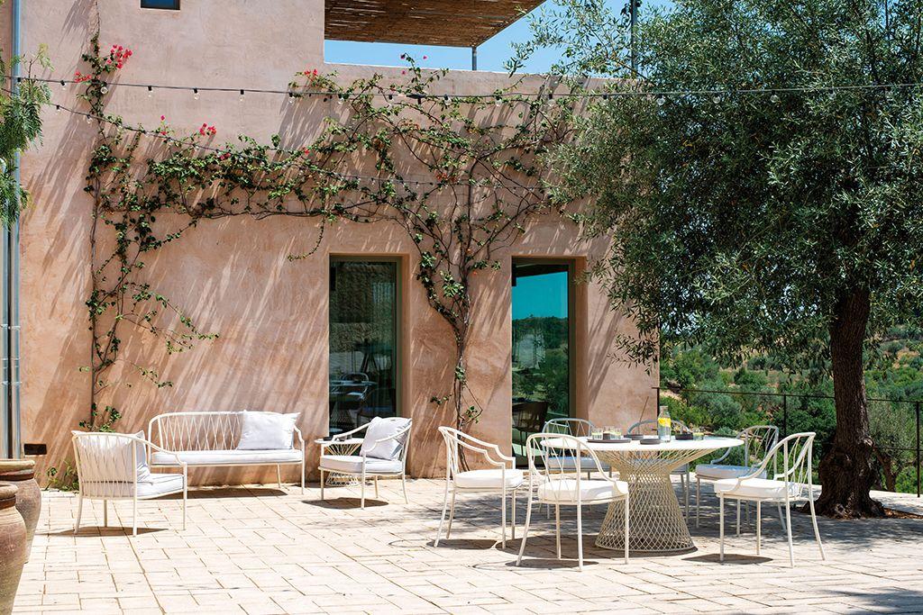 Así puedes montar un salón de exterior en tu terraza o jardín