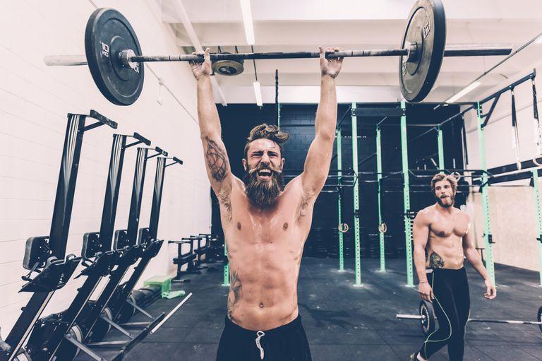 ejercicios con mancuernas para perder barriga