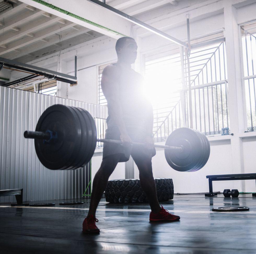 macros de quema de grasa quemando músculo